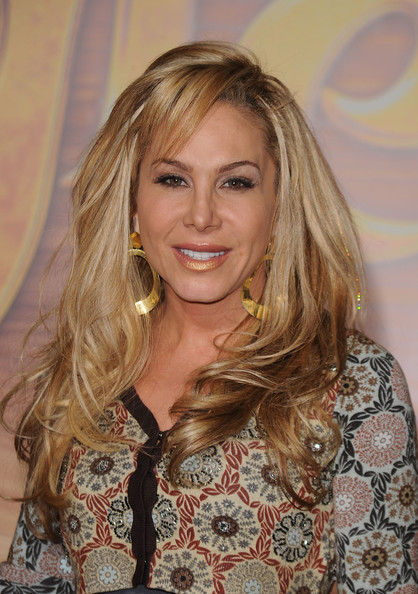 "Adrienne Maloof at ""The Real Housewives of Beverly Hills"" Premiere Party in October 2010 (Photo by Bauer Griffin)"