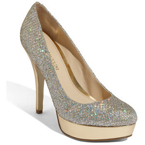 Glam up your feet with Glitter shoes for less (3/6)