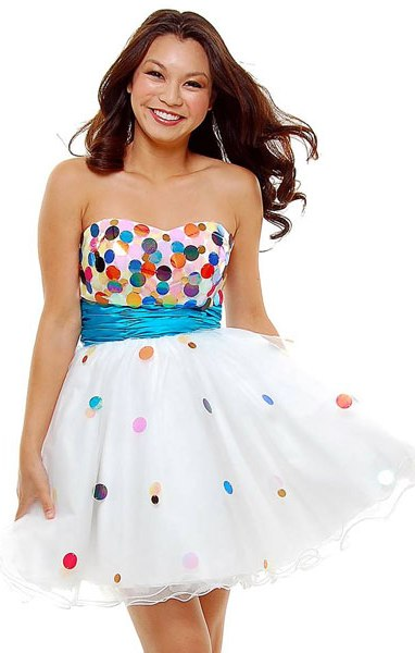white-strapless-confetti-prom-dress