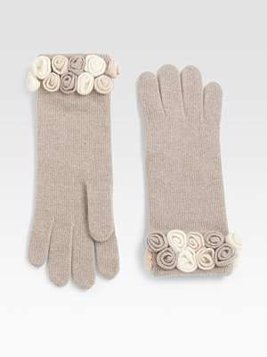 Portolano Rosette Gloves