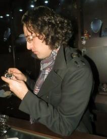 Celebrity Jeweler Gabriel Jacobs
