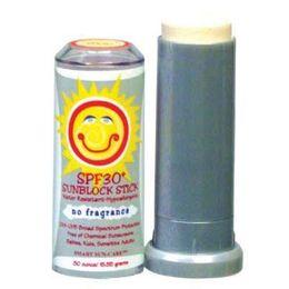 California Baby SPF 30+ Sunblock Stick: No Fragrance