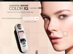 The exclusive color matching technology launched at Sephora on June 26th.