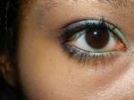 open eyes makeup look