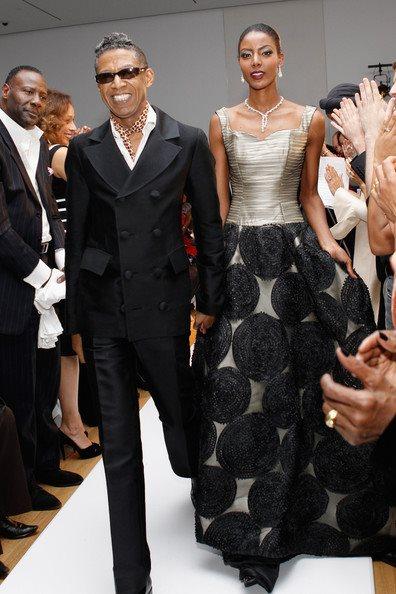 Designer B. Michael (Photo Credit: http://www.bmichaelamerica.com/bio/)
