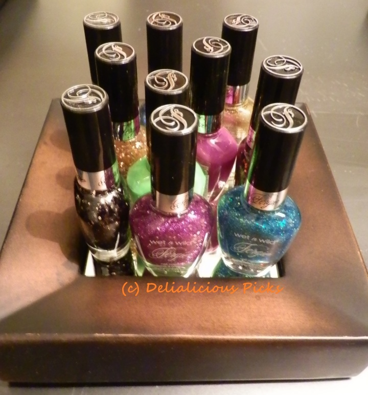 FERGIE NAIL COLOR