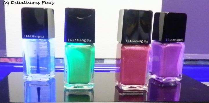 New Nail Varnishes