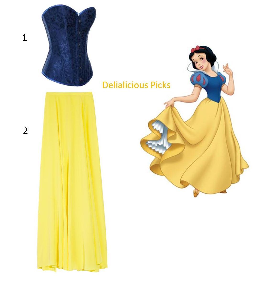 Steal disney princesses fashion