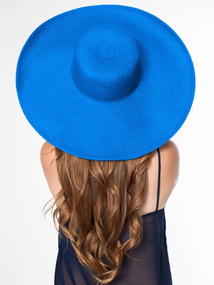 Floppy Summer Hat, $38