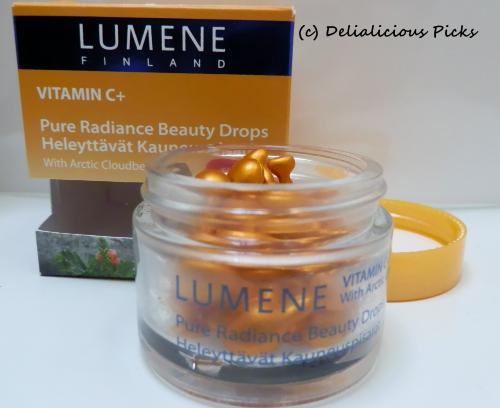 Vitamin C + Age Defying Radiant Beauty Drops