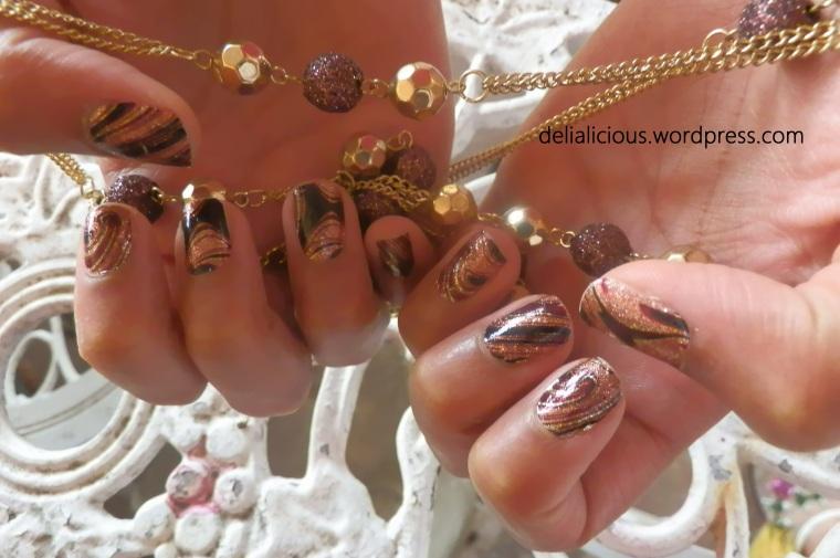 Incoco Glitter Marble