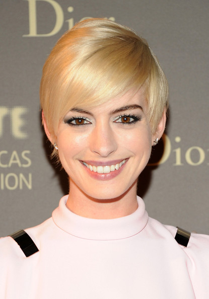 Anne Hathaway (May 7, 2013 - Source: Ben Gabbe/Getty Images North America)