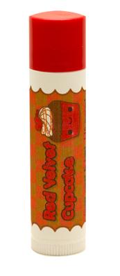 Red Velvet Cupcake Lip Balm, $3.50