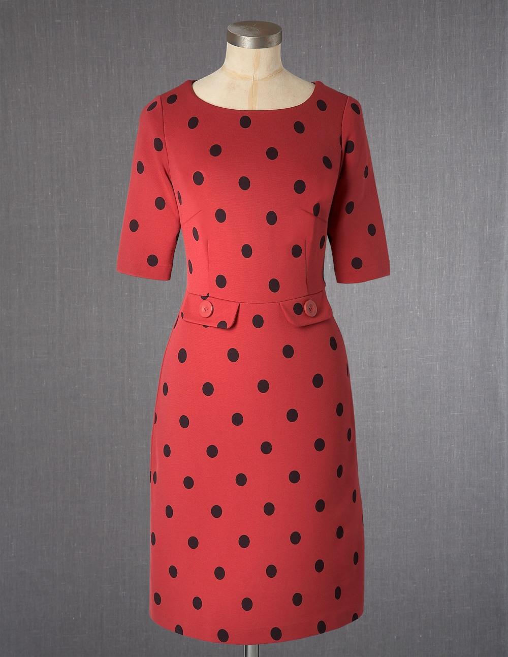 Winter Audrey Dress, $102