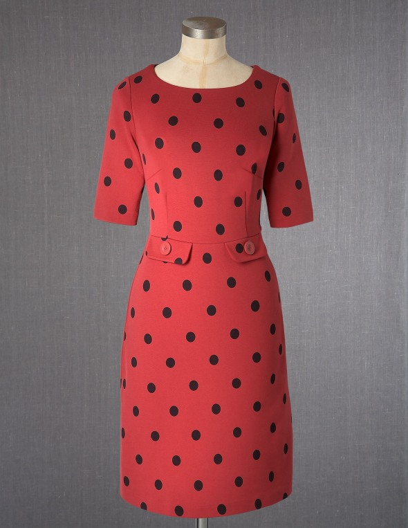 Winter Audrey Dress, $102