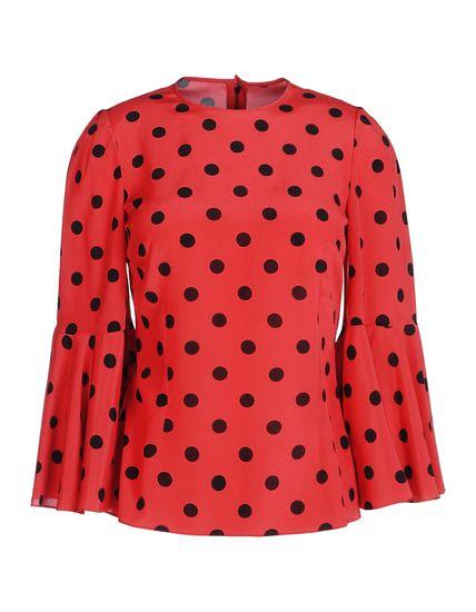 DOLCE & GABBANA Blouse - Spring-Summer Collection: $498.00