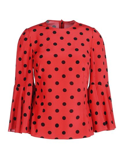 DOLCE & GABBANA Blouse - Spring-Summer Collection: $498.00