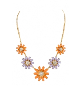 flower-garden-necklace-lavender-orange-color