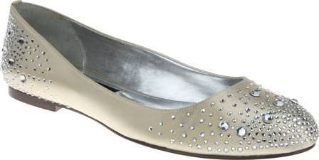 Nina Pepper Evening Flats, $99