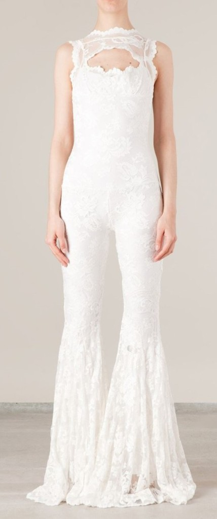 Balensi flared jumpsuit, $2,357.74