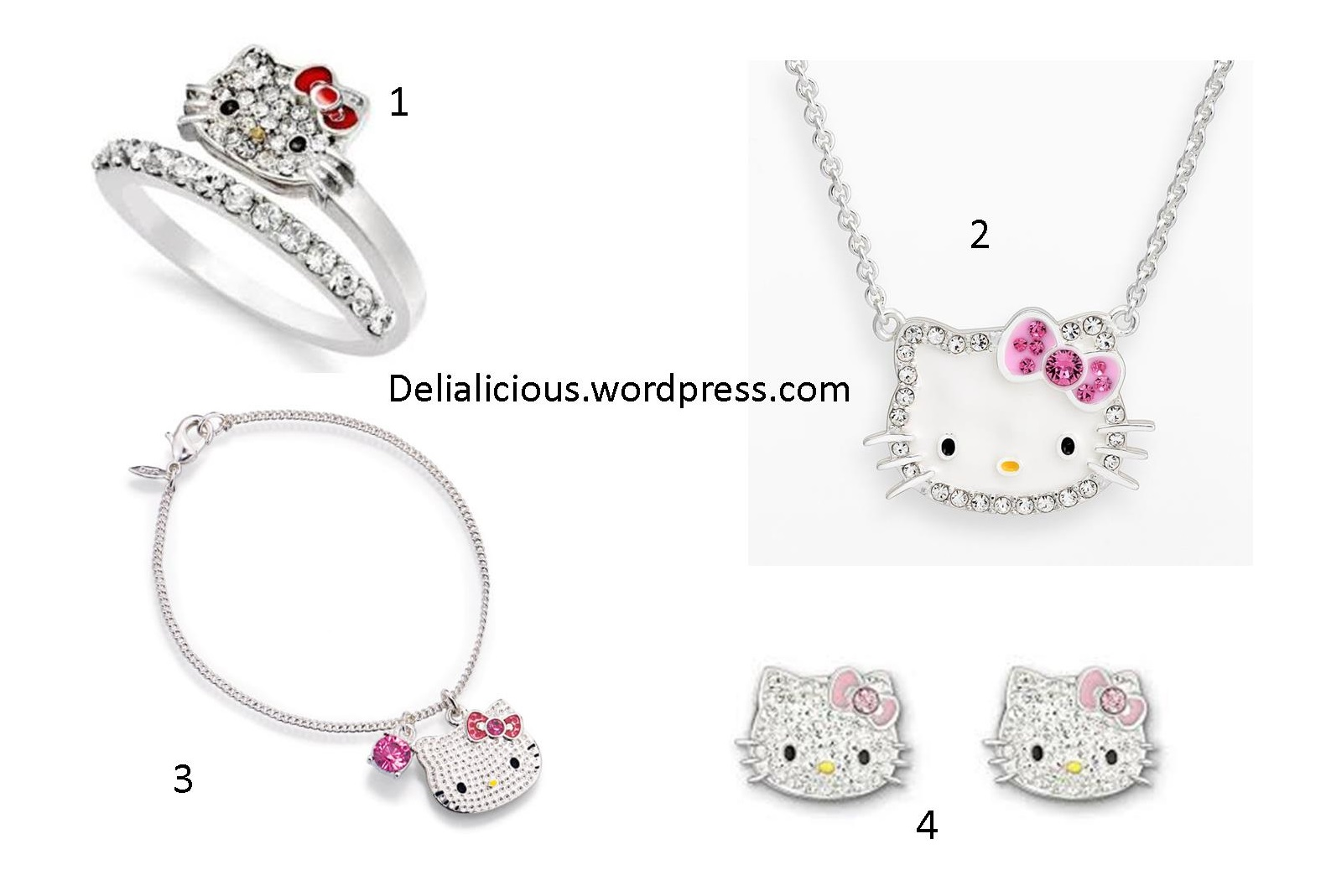 Hello Kitty Fashion Jewelry – MIXED EGO