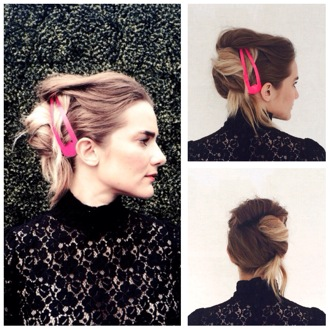Quick Holiday Hairstyles MIXED EGO