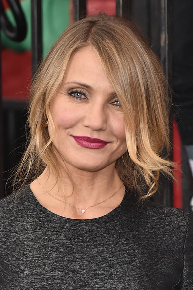 "Cameron Diaz attends the ""Annie"" World Premiere at Ziegfeld Theater.  Source: Theo Wargo/Getty Images North America"
