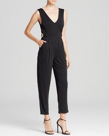 FRENCH CONNECTION Jumpsuit - Mona Crepe, Sale $148.50