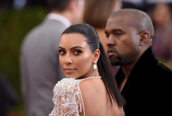 Kim Kardashian attends the ' - The Metropolitan Museum of Art 2015 Costume Institute Benefit Gala (May 5, 2015 - Source: Axelle/Bauer-Griffin)