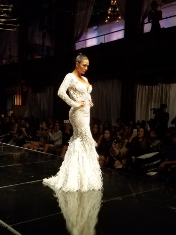 Walter Gerardo fashion show (Photo credit: Jolevette)