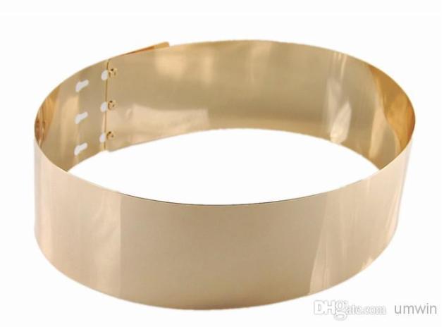 Wide Silver Belts for Women, Gold, $15.08 - 22.86