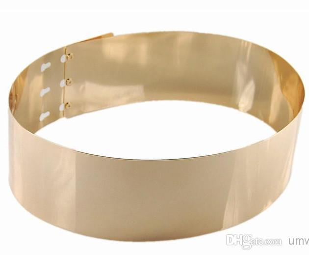 Wide Silver Belts for Women, Gold, $15.08 - 22.86